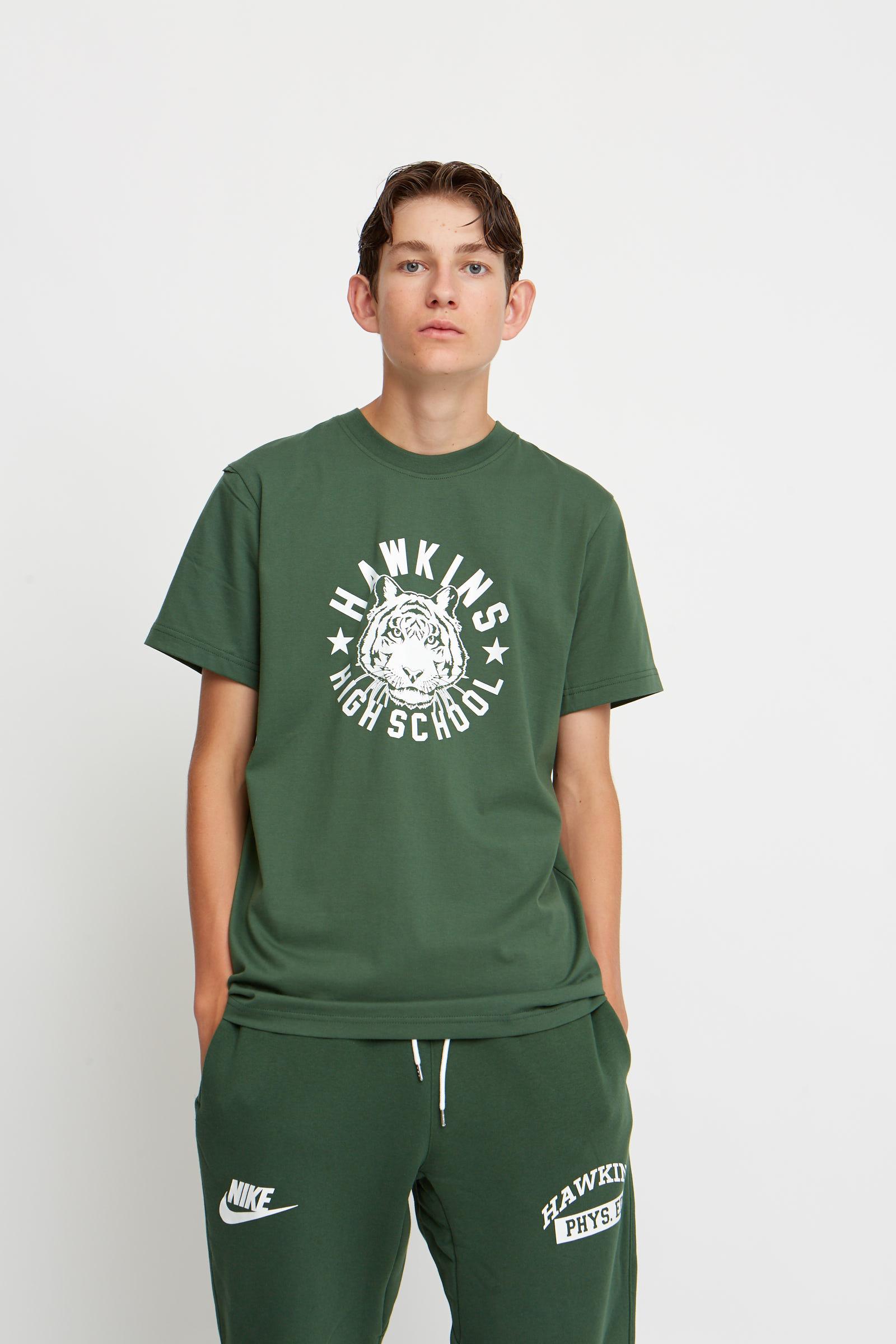 Wood Wood - Stranger Things SS T-shirt